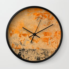 Silk Road Wall Clock