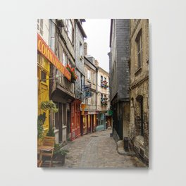 Honfleur, France Metal Print