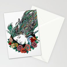 Feather Dream Stationery Cards