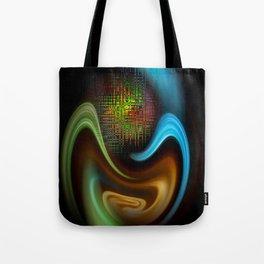 Abstract Perfektion 90 Tote Bag