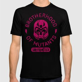 Bad Boy Club: Brotherhood of Mutants  T-shirt