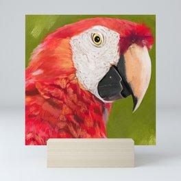 Red Lady Mini Art Print