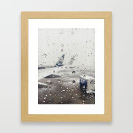 Fly By Framed Art Print