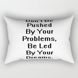 Proverb I Rectangular Pillow