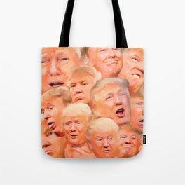 Trumpmania Tote Bag