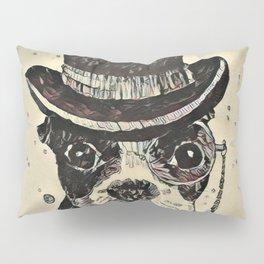 Aristocratic dog Pillow Sham