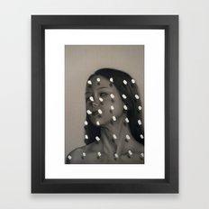 Kinetic Brink Framed Art Print