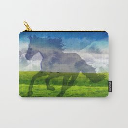 Horse fantasy Carry-All Pouch