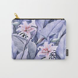 Tropical state - violet Carry-All Pouch