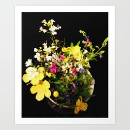 Wild and Beautiful Art Print