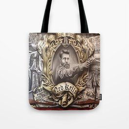 Ned Kelly (The Last Stand) Tote Bag