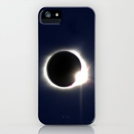 Total Eclipse iPhone Case
