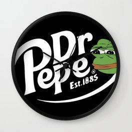 Dr Pepe Wall Clock