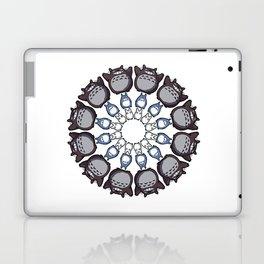Anime Mandala Laptop & iPad Skin