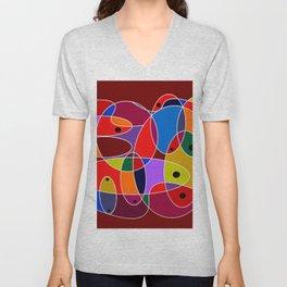 Klee #77 Unisex V-Neck