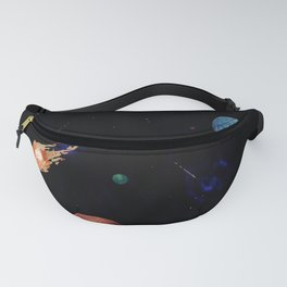 planets Fanny Pack