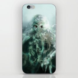 Cthulhu fhtagn iPhone Skin