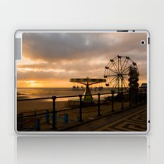 Cleethorpes Sunrise Laptop & iPad Skin