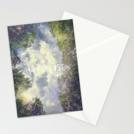 Happily Lost II Stationery Cards