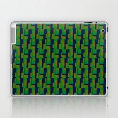 green pattern Laptop & iPad Skin