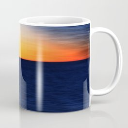 Angelslight over the sea Coffee Mug