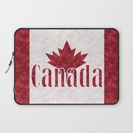 Canada, flag Laptop Sleeve