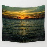 serenity Wall Tapestries featuring Serenity by Faded  Photos