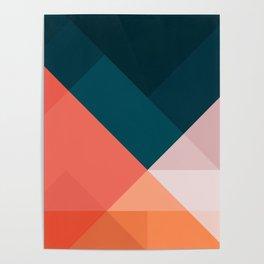 Geometric 1708 Poster