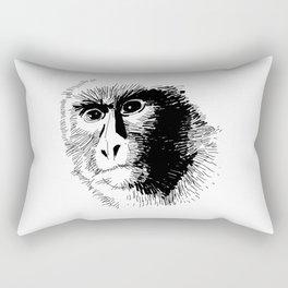 The Monkey! Rectangular Pillow