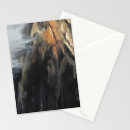 Top of the mountain Stationery Cards