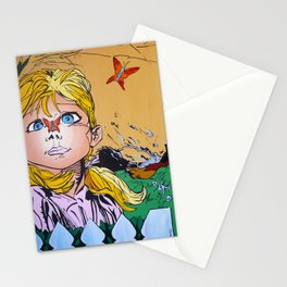 Butterflies and Daydreams Stationery Cards