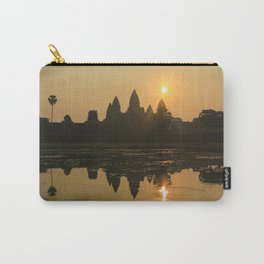 Angkor Wat Temple sunrise Carry-All Pouch