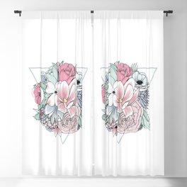 Bouquet Blackout Curtain