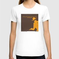 lawyer T-shirts featuring No202 My The Lone Ranger minimal movie poster by Chungkong