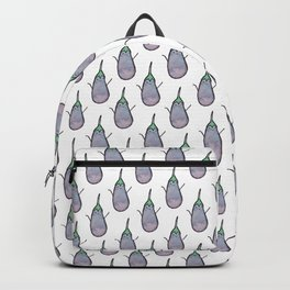 Crazy aubergines Backpack