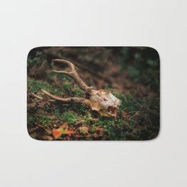 HUNTING SEASON IS OVER. Bath Mat