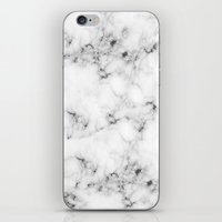 marble iPhone & iPod Skins featuring Real Marble  by Grace