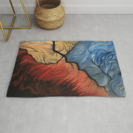 Breaking Point Rug