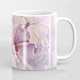 Delicate Floral Coffee Mug