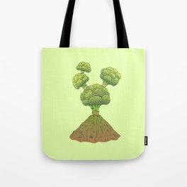 Healthy Eruption Tote Bag