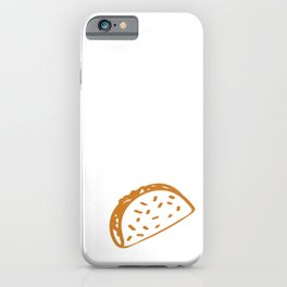 Cinco De Mayo As For Me and My House We Will Serve Tacos Guac 24 7 iPhone Case