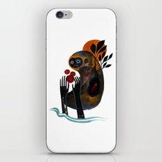 Bigfoot Dreams iPhone & iPod Skin