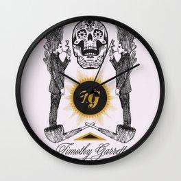 TG - Fume Wall Clock