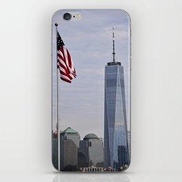 Freedom Symbol/Freedom Tower iPhone Skin