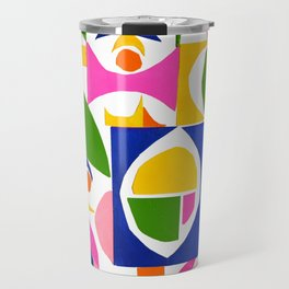 tango in the lemon tree ... Travel Mug