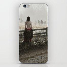 true nature iPhone Skin