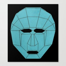 Robot from Neptune Canvas Print