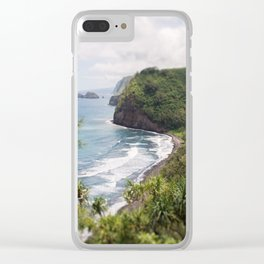 Pololu valley Clear iPhone Case