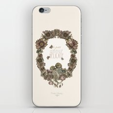 le petit, amour, délicate iPhone & iPod Skin