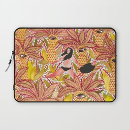 Expulsion from Paradise - with sheep Laptop Sleeve
